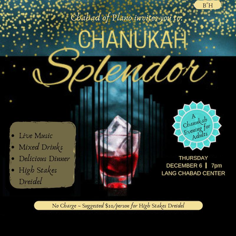 Chanukah Splendor